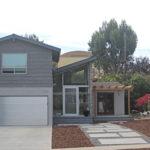 Transform a country home facade into a modern stunner